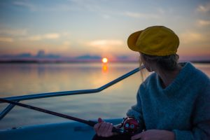 Fishing and adulthood have some interesting connections. Read on to find out about them.