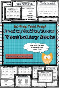 Help your students review the vocabulary they need for test prep or just to write about their beach vacation!