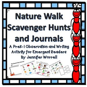 Observation and Writing Activities for Grades PK-1