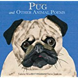 Poetry Month with Pugs and Valerie Worth