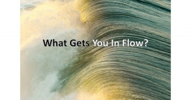 How do you find YOUR flow?