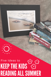 Need to get your kids motivated for summer reading? Here are some ideas and incentives to help!