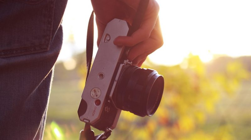 Taking vacation pictures will seem much easier with these five tips!