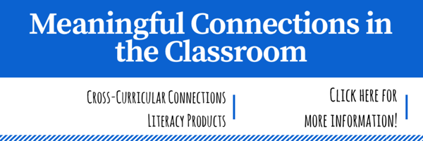 Meaningful Connections in the Classroom is a Teachers Pay Teachers Store with products to teach reading across the curriculum.