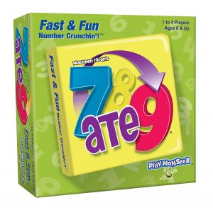 7 Ate 9 is an awesome math game for kids.