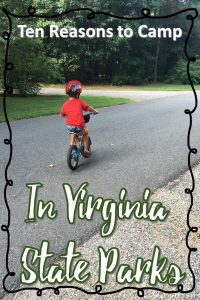 Virginia State Parks are a great option for affordable camping. Whether you tent camp or RV camp, these campsites and amenities are perfect for family vacations and weekend getaways in Virginia.