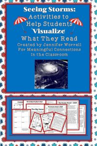 Helping students visualize what they are reading is important. Visualization activities such as this one help develop the reading strategies necessary to improve reading comprehension in elementary students.