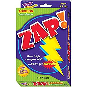 Zap is a great math game for kids