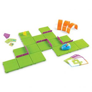 This Code and Go Mouse Activity Set will add some STEM to your child's play.