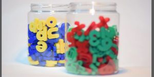 Magnetic Letters Can Make Learning Fun