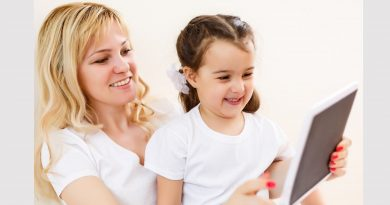 Educational Apps for Children in Grades K-8
