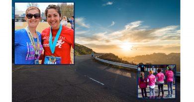 Two Teachers Help Students Run Their First Relay Marathon